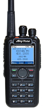 e-Shop DD AmtekANYTONE D868UV DMR/FM 2100mAh
